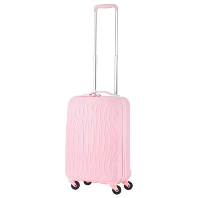 Валіза CarryOn Wave (S) Baby Pink