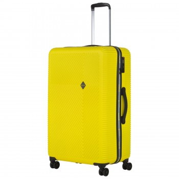 Валіза CarryOn Connect (L) Yellow