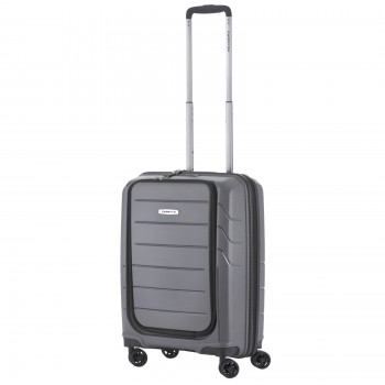 Валіза CarryOn Mobile Worker (S) Grey