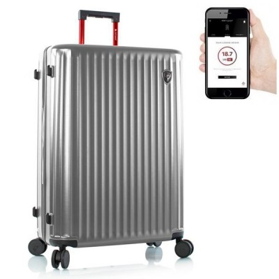 Валіза Heys Smart Connected Luggage (L) Silver